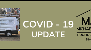 Roofing and Covid-19